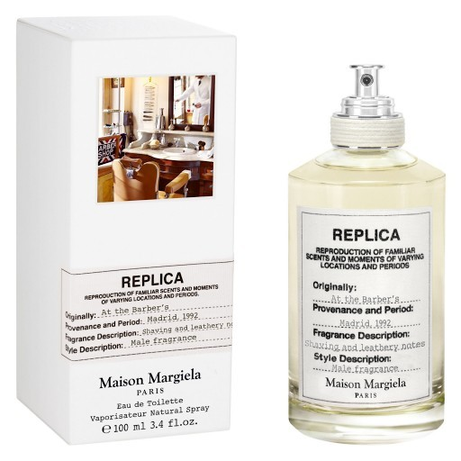 Maison Martin Margiela REPLICA AT THE BARBER'S