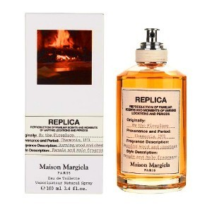 Maison Martin Margiela REPLICA BY THE FIREPLACE