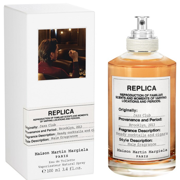 Maison Martin Margiela REPLICA JAZZ CLUB
