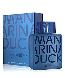 Mandarina Duck CUTE BLUE M