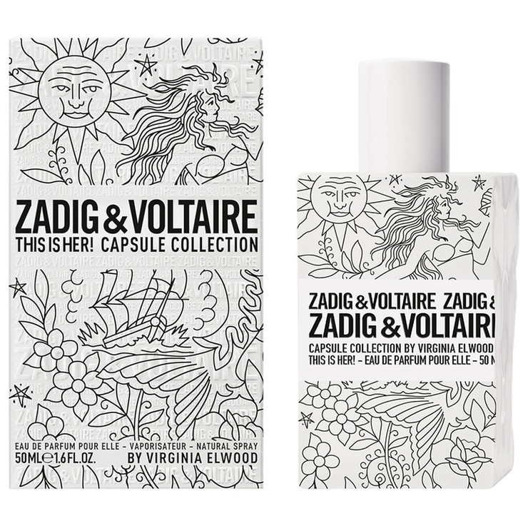Zadig & Voltaire This is her CAPSULE COLLECTION dp 100ml